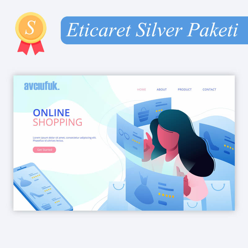 Ecommerce Silver