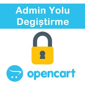Changing the Opencart Admin Path