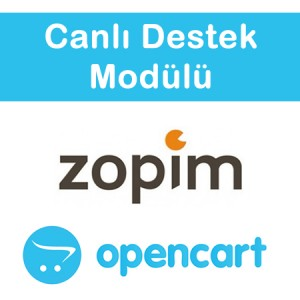 Opencart Live Support Module