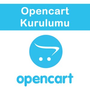 Installing Opencart