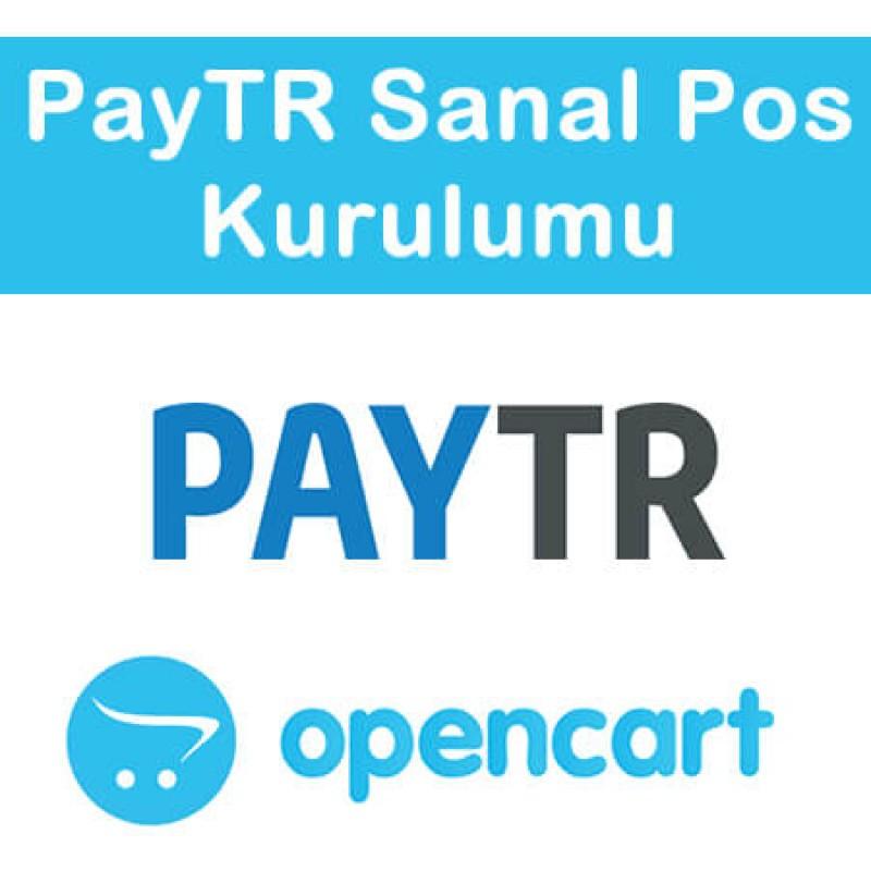 Opencart Iyzico Virtual Pos Setup