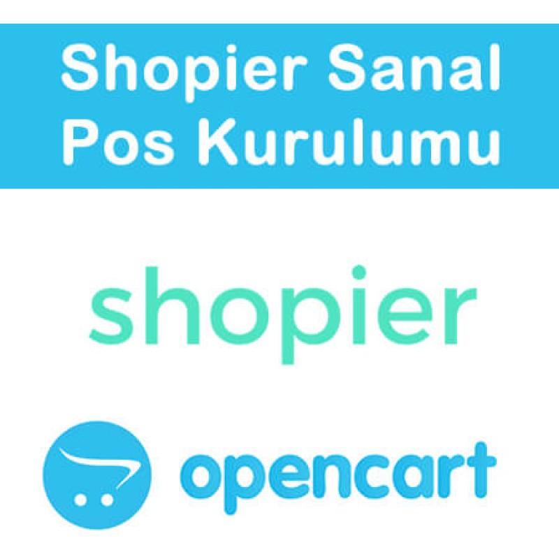 Opencart Shopier Virtual Pos Setup