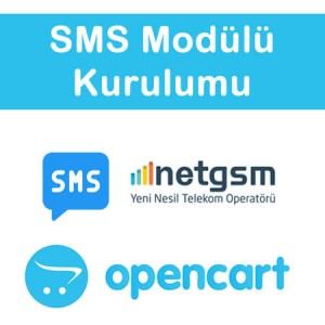 Opencart SMS Module Installation