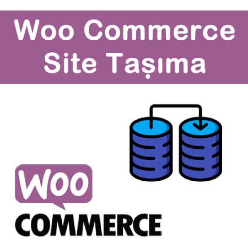 WooCommerce Site Migration
