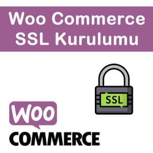 WooCommerce SSL Certificate Setup