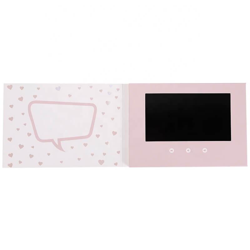 Baby Shower Video Brochure 4.3.inc LCD
