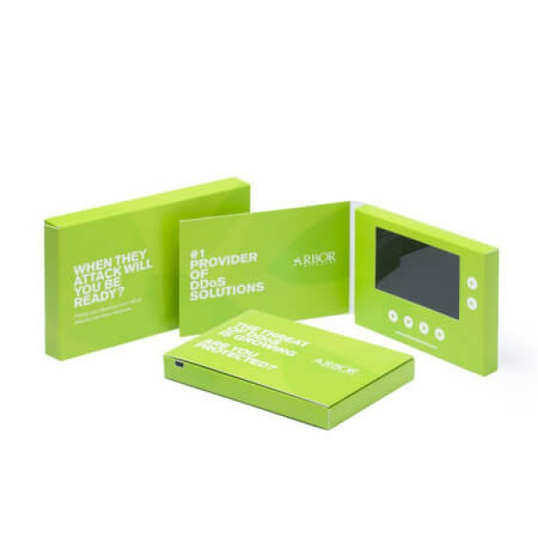 Video Business Card 2.4 inch LCD